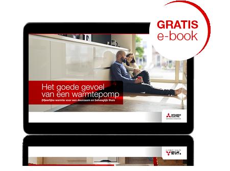 Warmtepomp informatie e-book