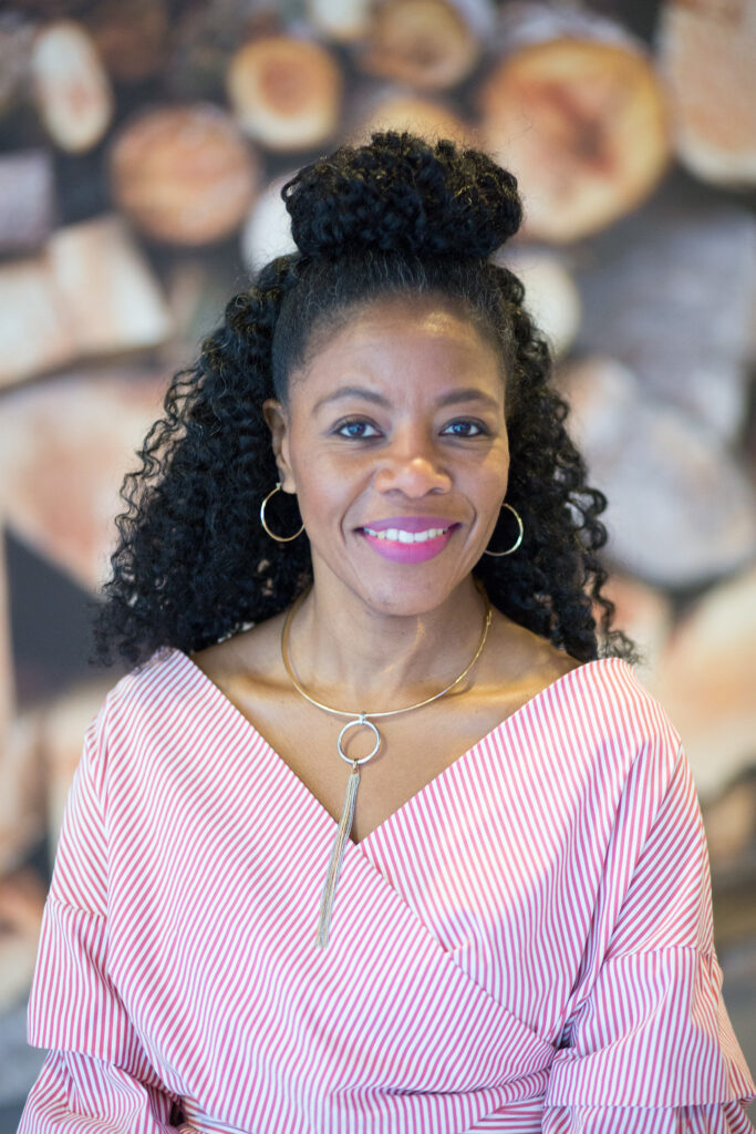 Mindset and Empowerment Coach Tracey Forde Smiling Headshot