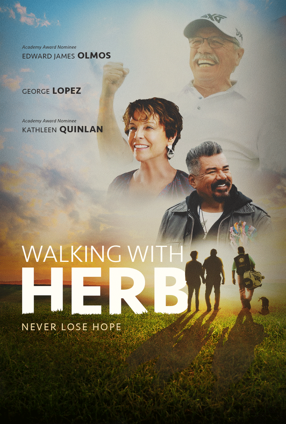Walking with Herb movie