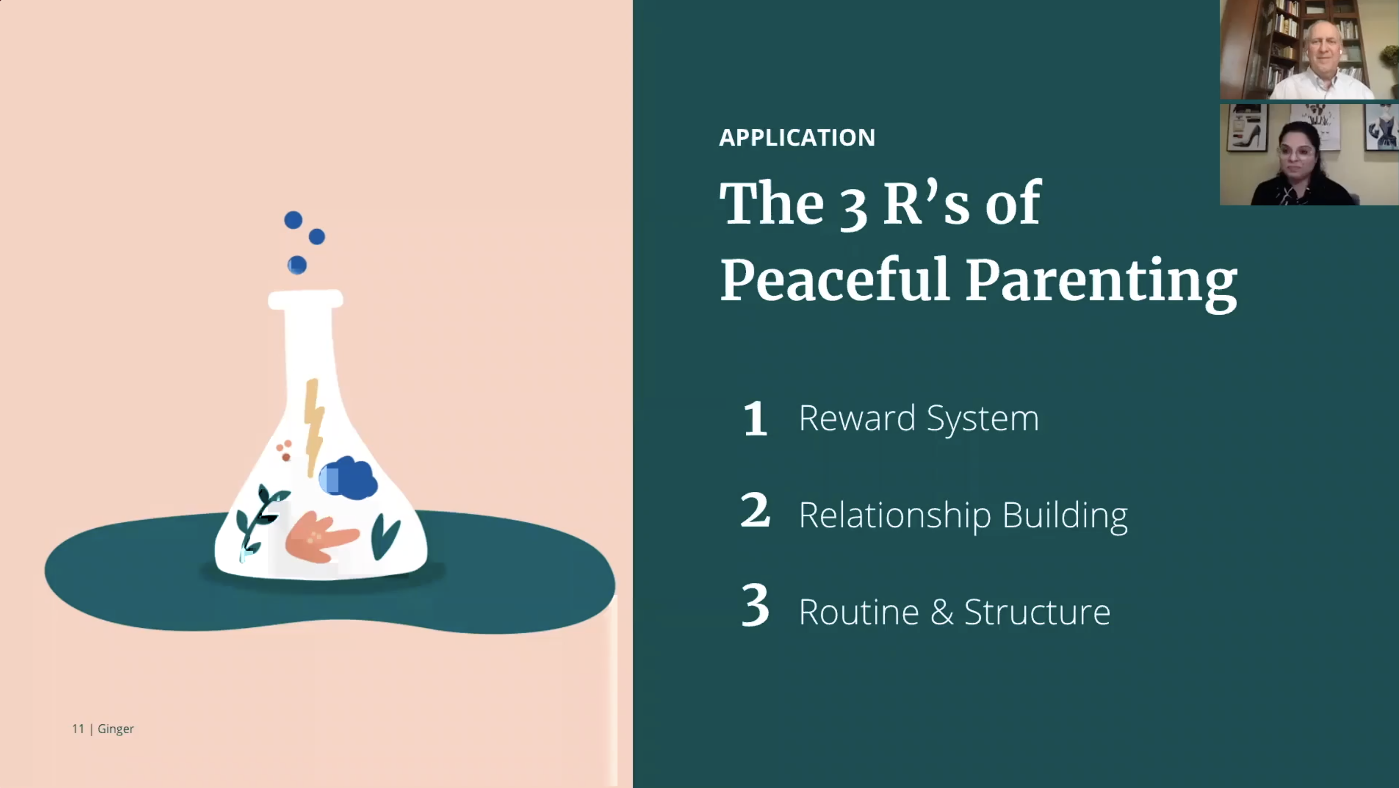 Peaceful Parenting in Chaotic Times