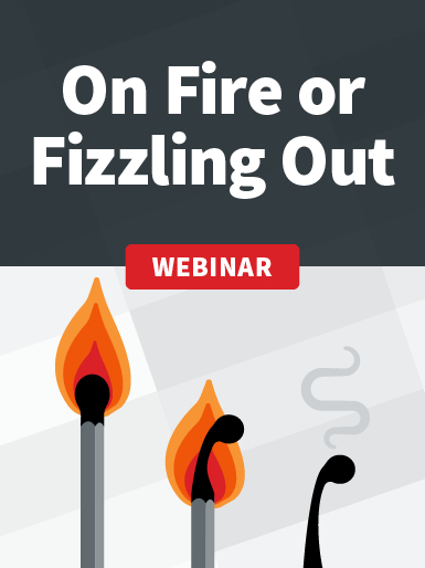 On Fire or Fizzling Out: Who Is at Risk for Burnout?