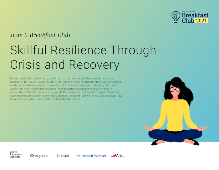 Skillful Resilience Through Crisis and Recovery