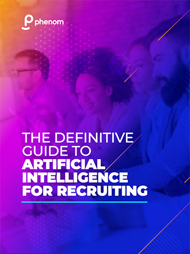 The Definitive Guide to AI for Recruiting
