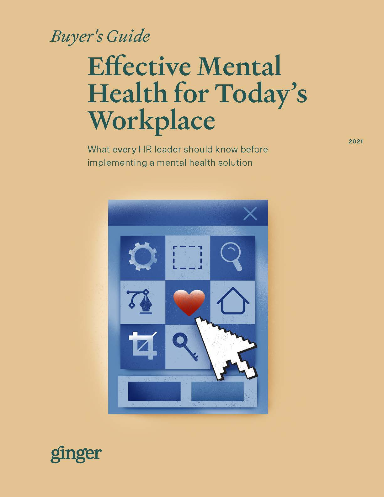 Effective Mental Health for Today's Workplace