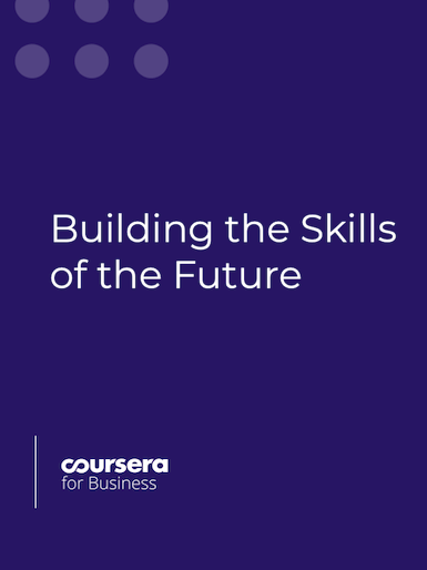 Building the Skills of the Future
