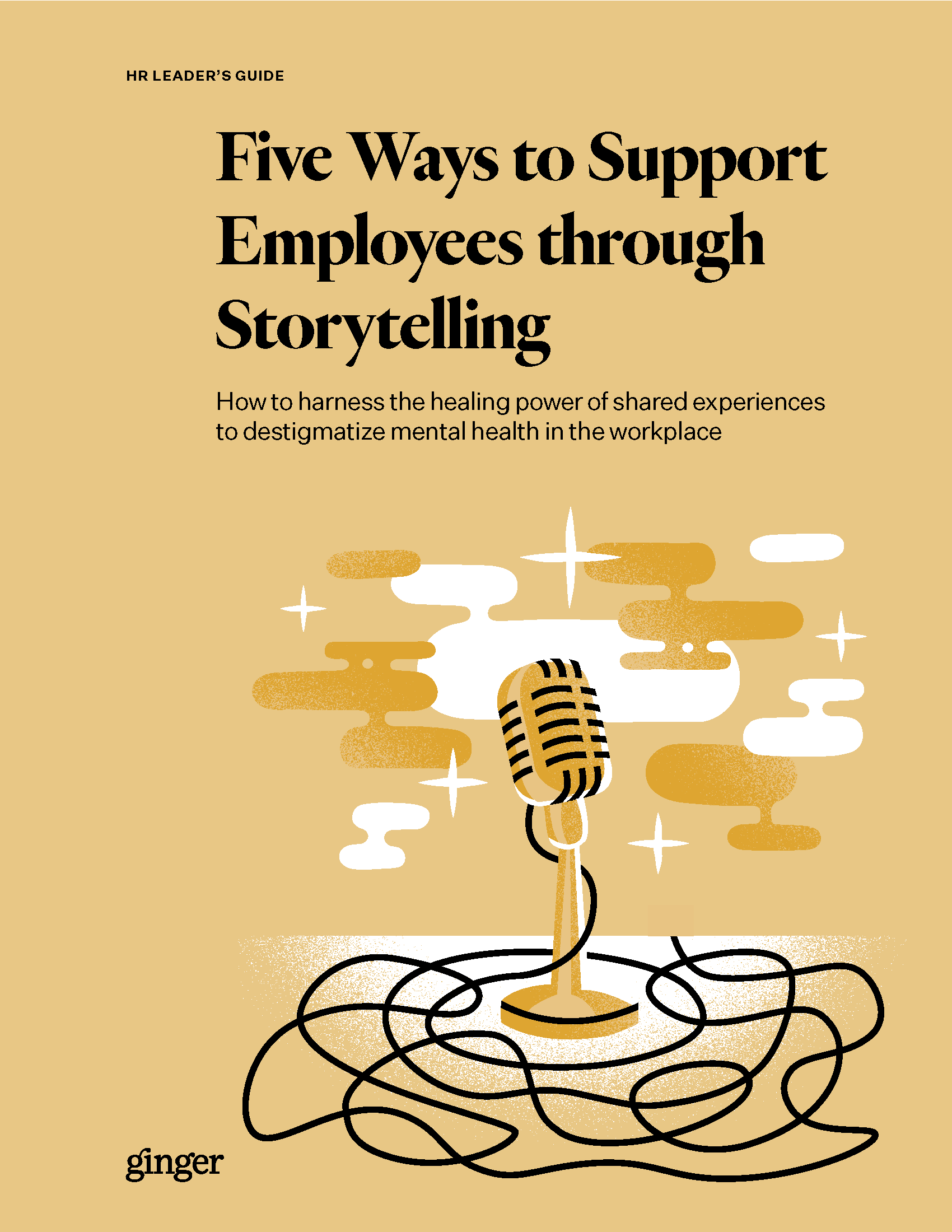 5 Ways to Support Employees Through Storytelling