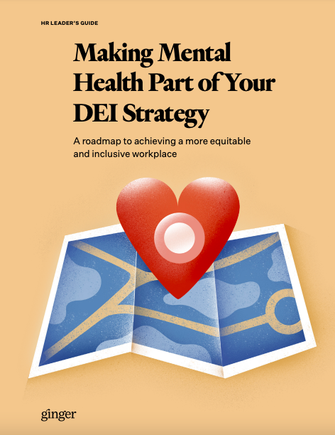 Making Mental Health Part of Your DEI Strategy