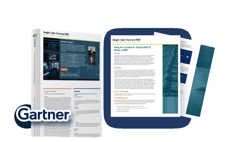 Sangfor Technologies and Gartner