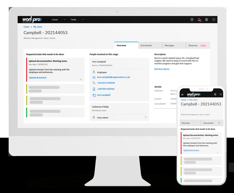 Portal Case Overview